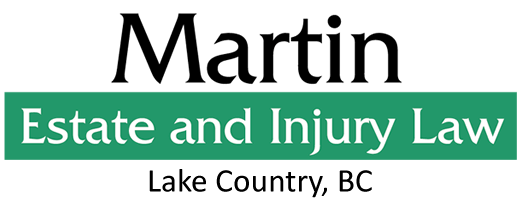 Martin Estate and Injury Law | Estate & Personal Injury Lawyer Vernon